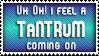 tantrum by angemuet