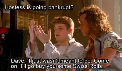 Encino Swiss Rolls by misterzero