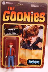 Custom Funko ReAction Goonies NES Mikey