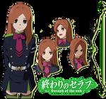 [Ons OC] Sofia Hyakuya.