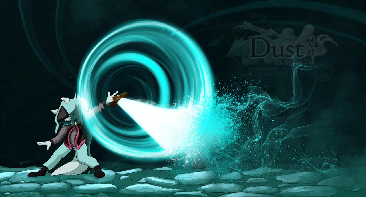 Dust An Elysian Tail Dust Storm Wallpaper By Semifloating On