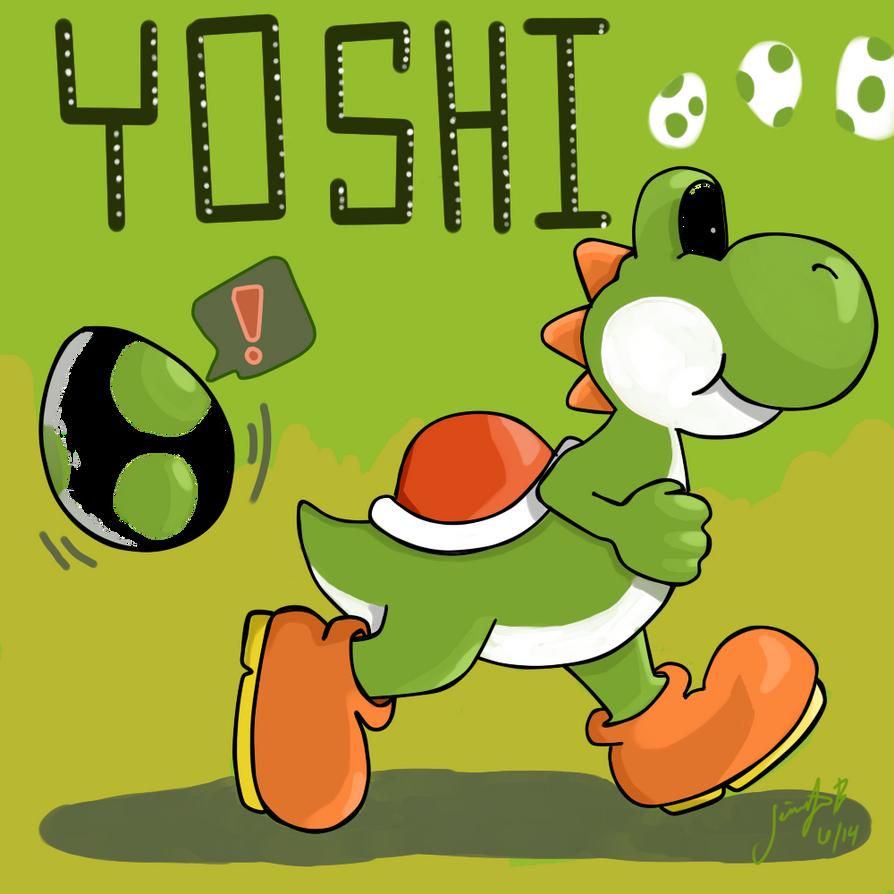 Yoshi by Panic4MCR