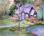 Pond-side Cottage