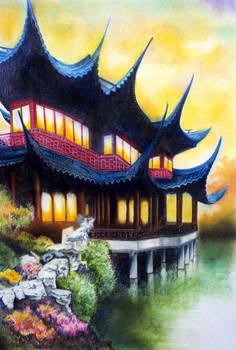 Asiatic Water Village