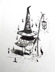 Chicken MacRoasted The wizard by Nybot