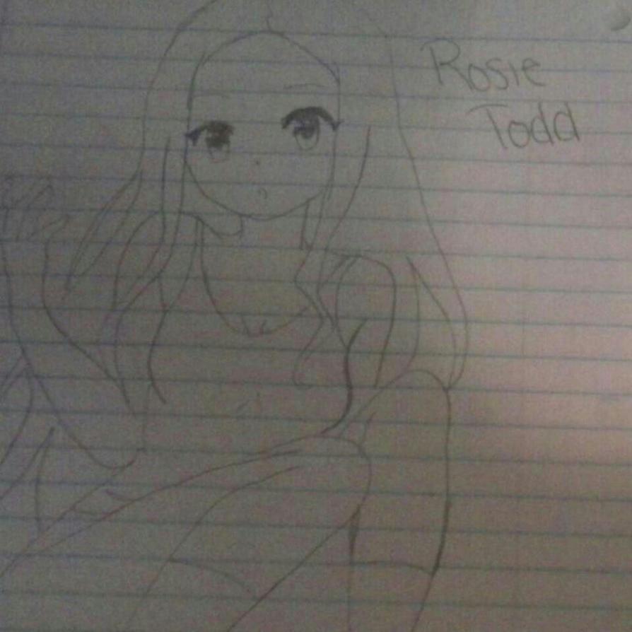 Rosie Todd-batman third gen by crystal1130