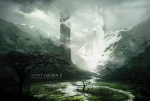 spirit harbour by oione