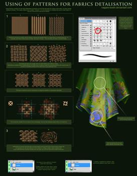 fabric patterns tutorial