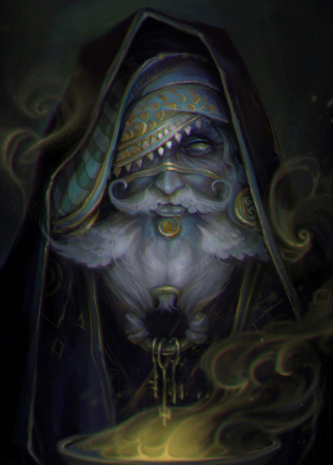 Alchemist by oione on DeviantArt