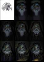 Alchemist (step-by-step) by oione