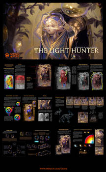 Preview - PAINTING: workshop [The Light Hunter]