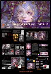 Preview - Making a formal portrait by oione