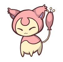 skitty by Llamaorama