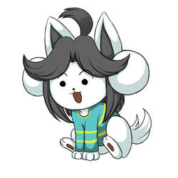Temmie by Manaphy21