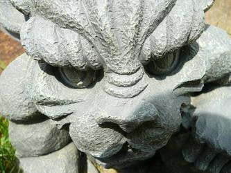 Gargoyle by kellyrabbit