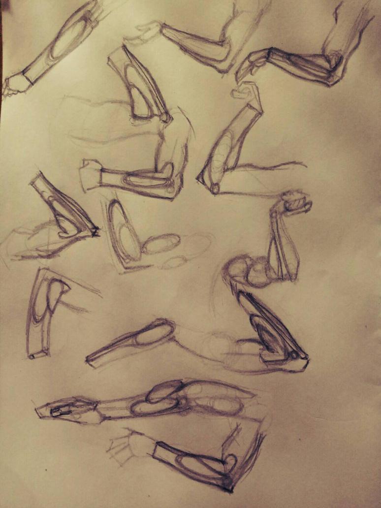 forearm 3 by Harjeetoo