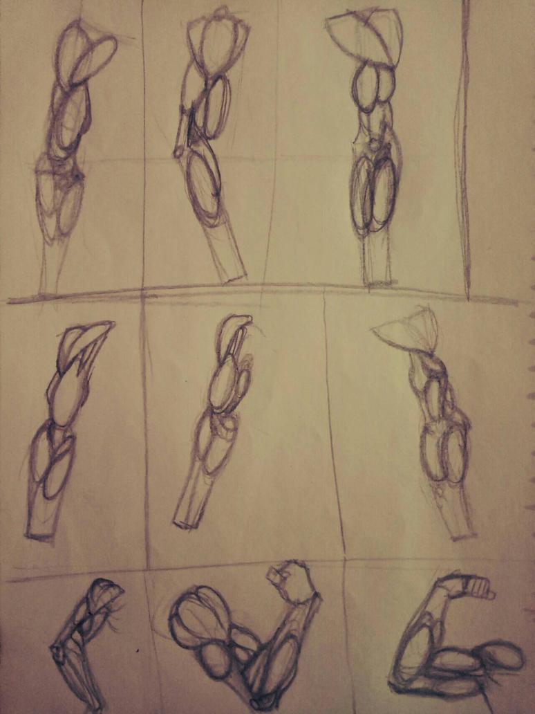 arm 1 by Harjeetoo