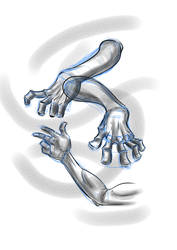 Anatomy Sketch #1 by NunoWho