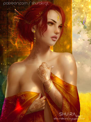 Maya by ShuraKRGT