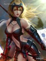 Jeanne d'arc - Alter by ShuraKRGT