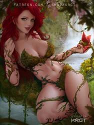 Poison-Ivy by ShuraKRGT