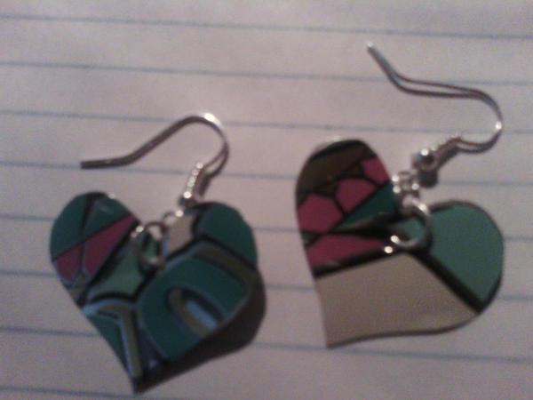 Arizona Tea Earrings by LaureleiKirsch