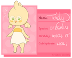 [CC] Tendy