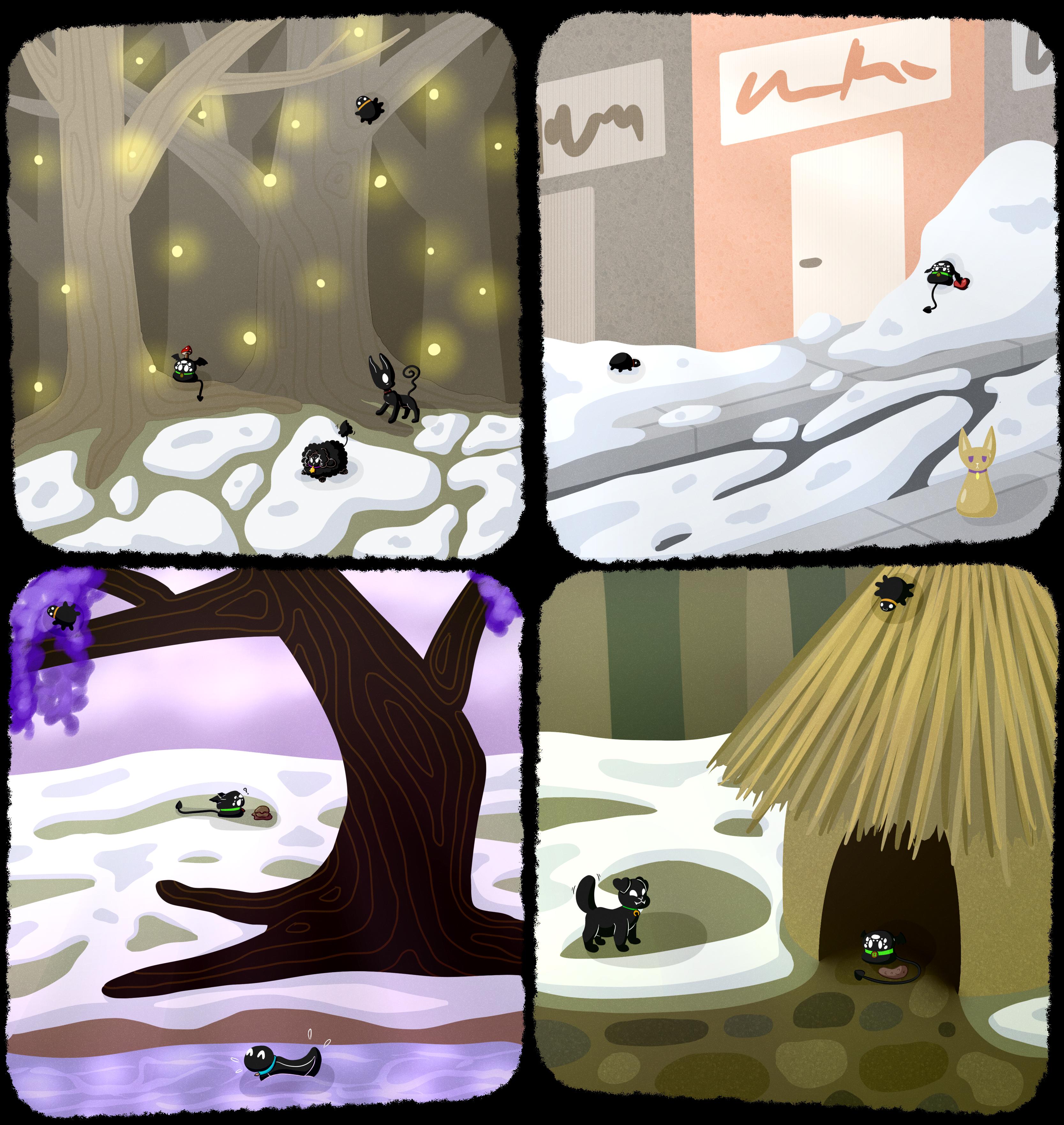 [CC] Finch's Winter Hunt
