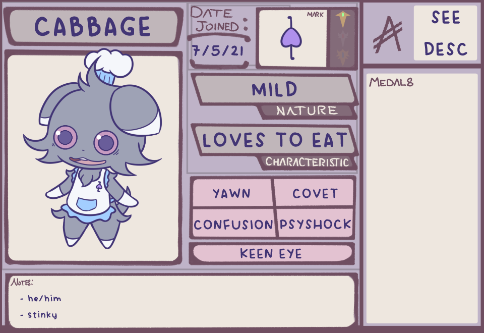 [PMD-O] Cabbage Application