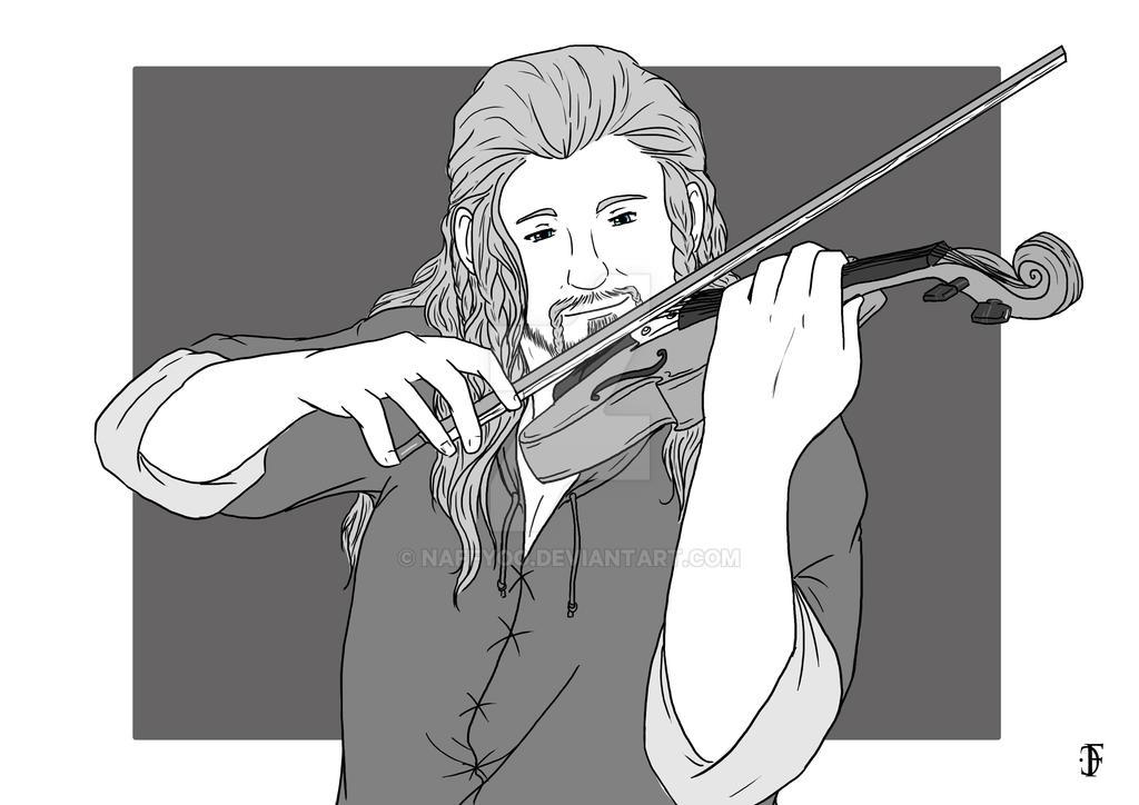 Violon Fili by NaffyOo