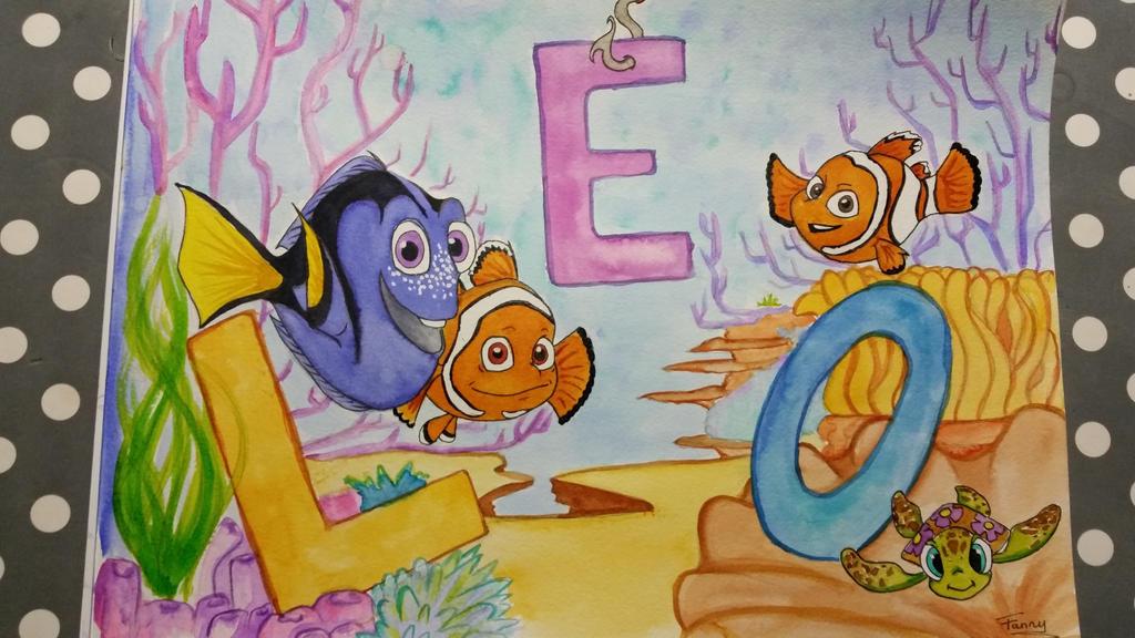Nemo by NaffyOo
