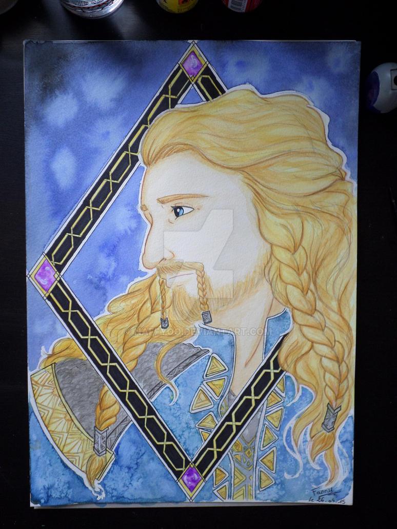 Fili Watercolor by NaffyOo