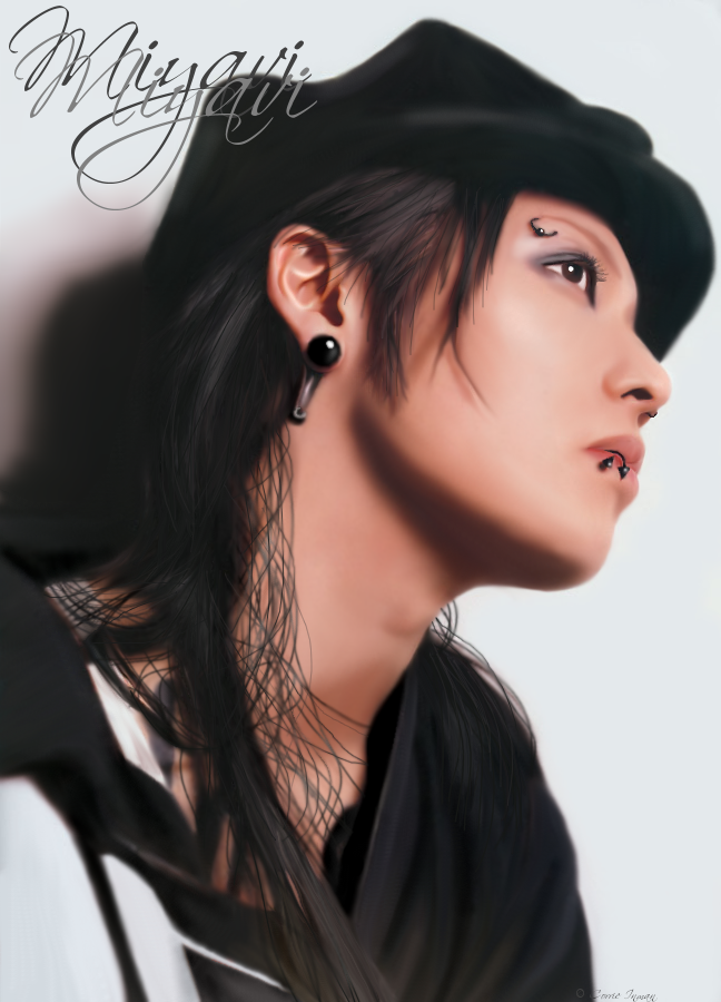 Miyavi By Destianna On Deviantart