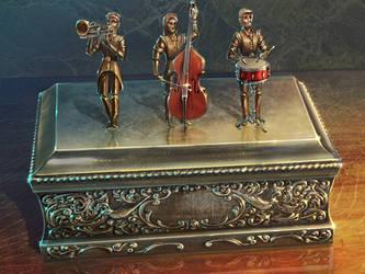 music box by Vasilisa-boo