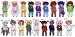 [OPEN 1/18] Sweater Adopts by gooeyio
