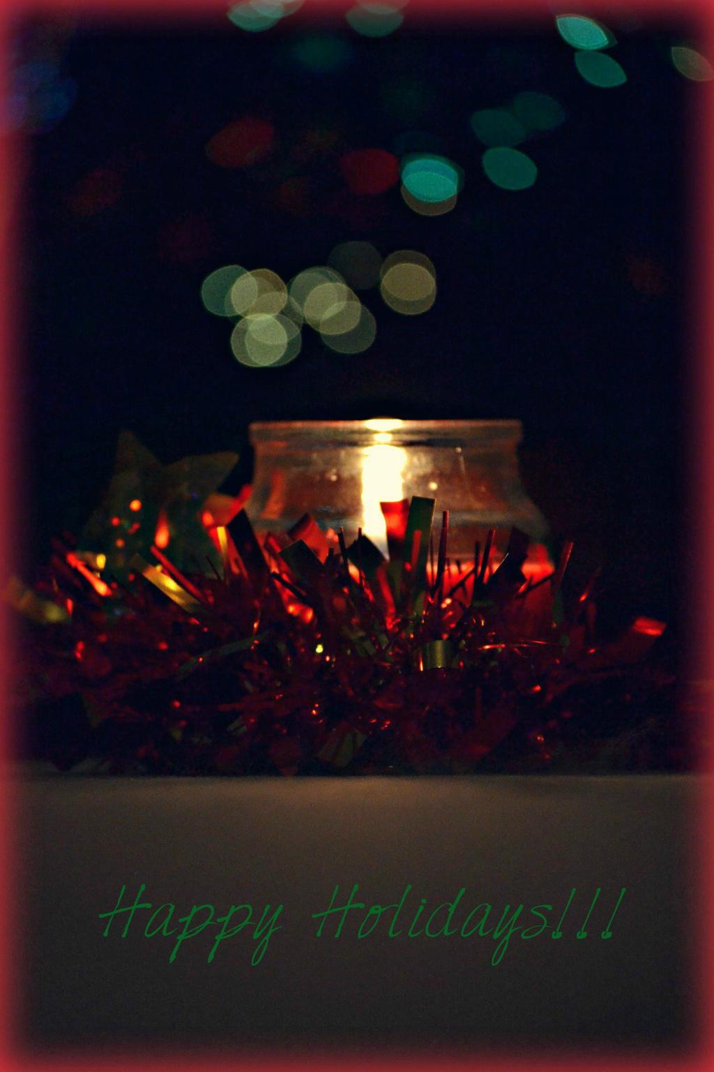 Happy Holidays by suezn