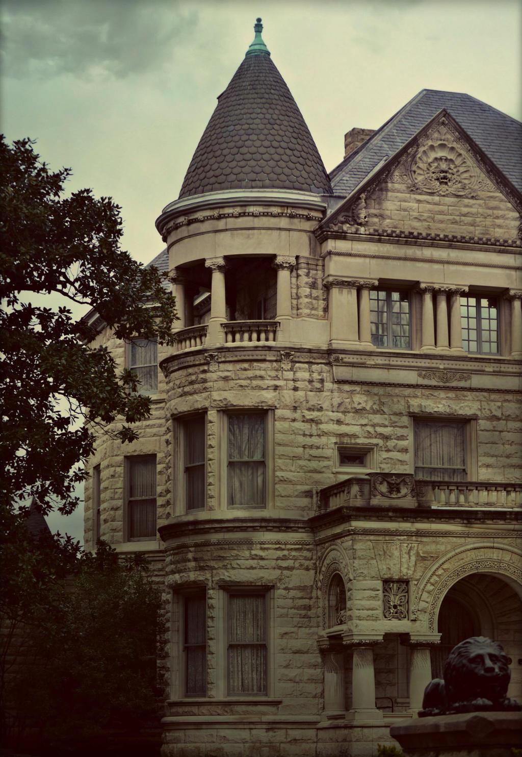 The Conrad-Caldwell House by suezn