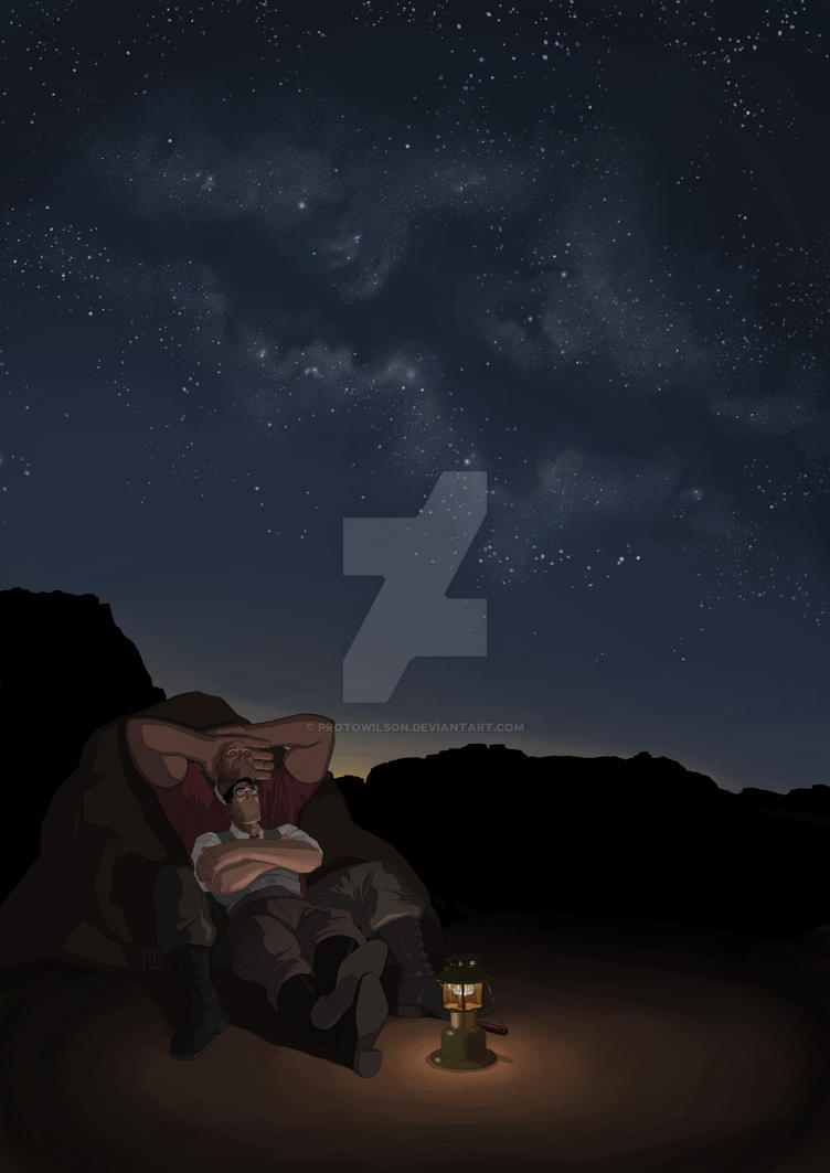 Stargazing by protowilson