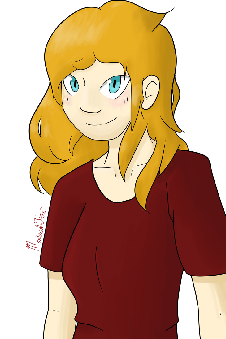 First Medibang by ManiacalRed