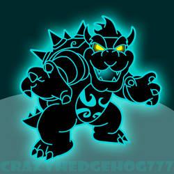 Phantom Bowser by crazyhedgehog777