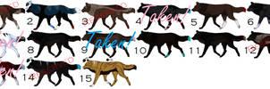 Jaxina Pups (CLOSED)