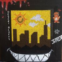 Strexcorp cross stitch  by MandayisRunner4life