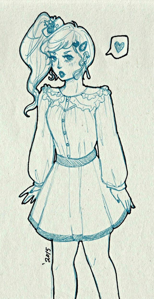 So Cute by Wandering-Lady