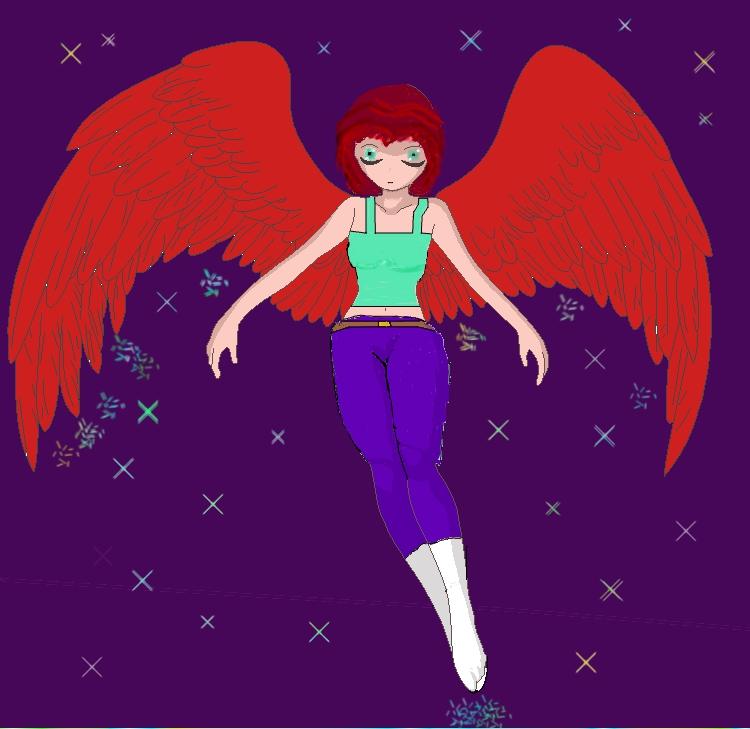 anime dark angel base by abm37 on DeviantArt