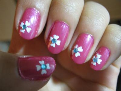 Nail Art 2 by starflower135