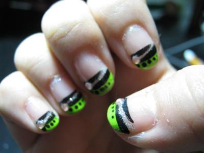 Nail Art 7 by starflower135