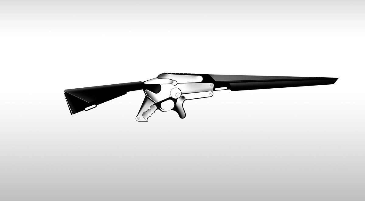 Rifle by josegoncalo