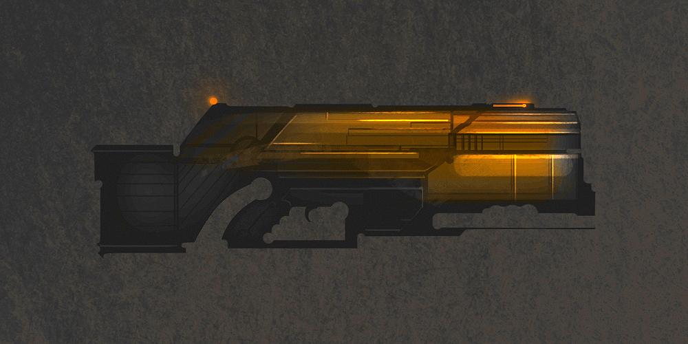 Gun by josegoncalo