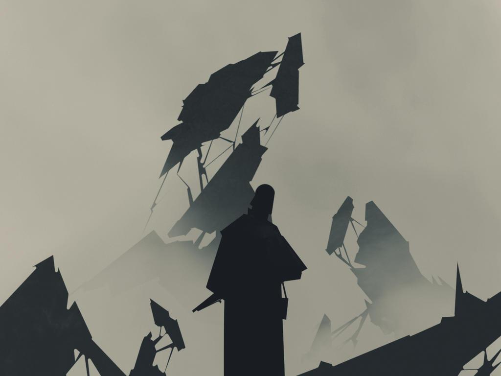 Drifting Obelisks III by josegoncalo