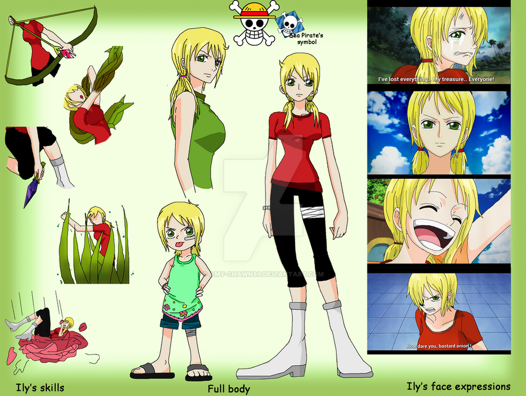Name Of The Island Sanji Was On During  Year